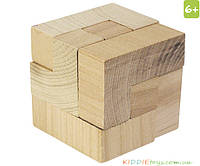 GOKI Деревянная Головоломка Куб