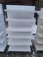 Стеллаж металлический Mago, Модерн бу, готовые линии .,купить линия стеллажа б/у., фото 1