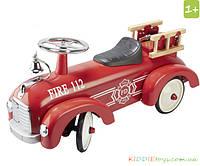 GOKI Детская Машина Каталка - Пожарная