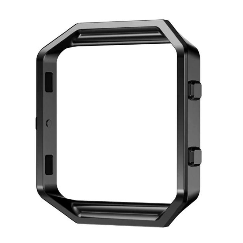 Металлический корпус рамка для Fitbit Blaze - Black