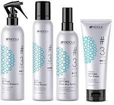 Cредства Indola Innova SETTING для укладки волос