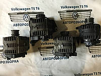 Генератор VW Volkswagen Фольксваген Т5 TDI 2003-2010