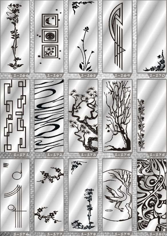Пескоструй Феникс рисунки (12)