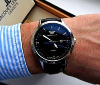 Часы мусжкие кварцевые Armani под Tissot Omega.