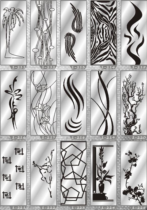 Пескоструй Феникс рисунки (15)