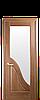 "Межкомнатные двери ""Амата"" со стеклом сатин"