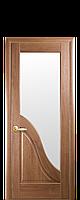 """Межкомнатные двери """"Амата"""" со стеклом сатин, фото 1"""