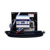 WALL TECH 60 - вузол для заправки дизельним паливом з лічильником, 220В, 60 л / хв.