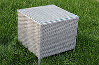 Столик Пляж Арт. Ст-5.50.50 (мебель из ротанга)