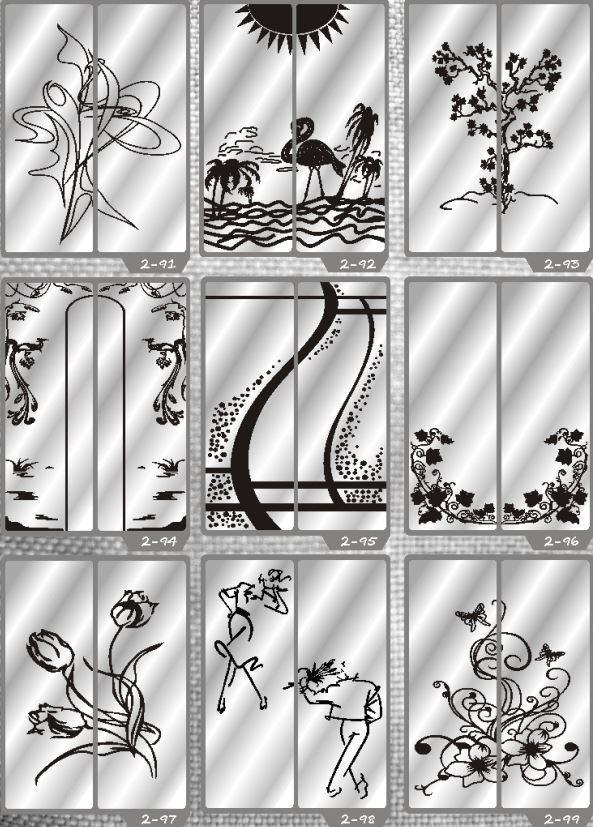 Пескоструй Феникс рисунки (40)