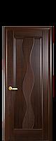 """Межкомнатные двери """"Волна"""" глухое полотно"""