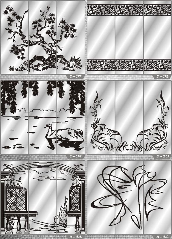 Пескоструй Феникс рисунки (52)