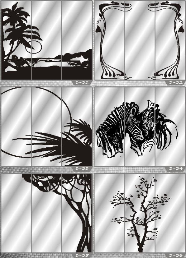 Пескоструй Феникс рисунки (56)