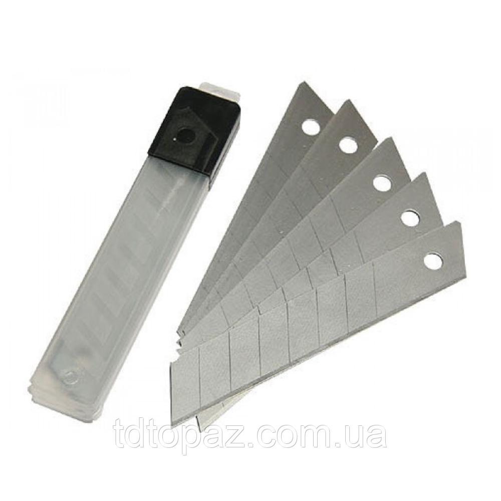 Лезвия для ножей 18мм , 10 шт