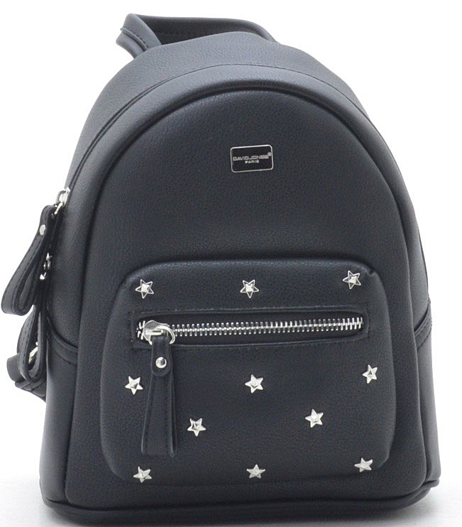 Городской рюкзак David Jones CM3768 black Женский городской рюкзак купить в  Одессе 7 км - Интернет 37ffc648030