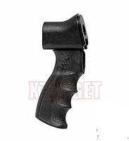 Рукоятка пистолетная САА для Rem 870, с адаптором для приклада черная