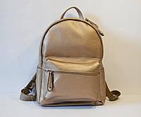 Рюкзак женский золотистый Voila 161479