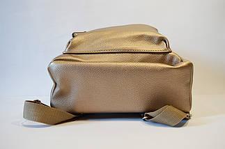 Рюкзак женский золотистый Voila 161479, фото 3