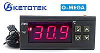 Терморегулятор цифровой высокоточный KT1210W с порогом включения в 0.1 градус
