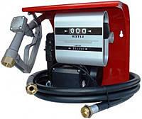 Мобільна топливораздаточная колонка для палива з витратомірами HI-TECH 70, 220В, 70 л / хв