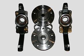 Кулаки поворотные ВАЗ-2123 Нива Шевроле (усиленный ступичный узел) (к-кт 2 шт) Самара