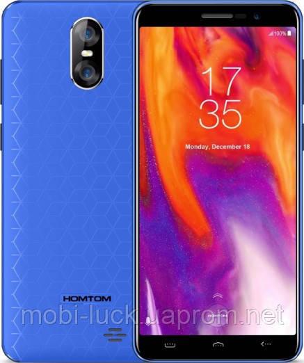 Бюджетный оригинальный смартфон Homtom S12  2 сим,5 дюймов,4 ядра,8 Гб,8 Мп,2750 мА/ч.