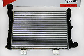 Радиатор охлаждения 21073 (алюмин.) ДААЗ инжект.