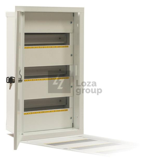 Шкафы распределения ШМР-А врезные Loza Group