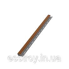 J-планка дуб золотой  ASKO NEO