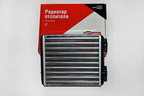 Радиатор отопителя 2105-2107 (алюмин.) ДААЗ