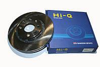 Диск тормозной ЛАНОС 1,6 DOHC (14) Hi-Q Корея (1 шт.)