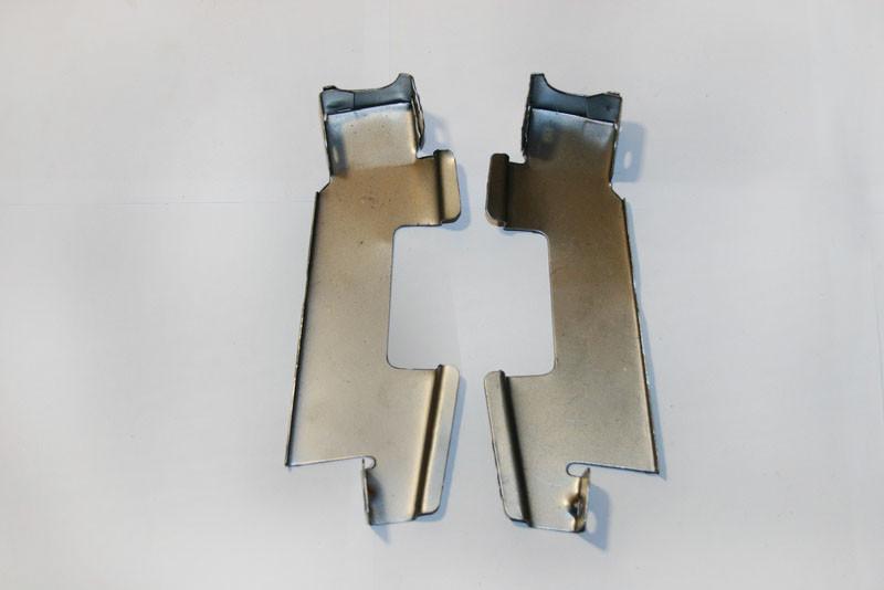 Кронштейн решітки радіатора 2107, пара Самара