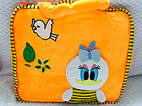 Пледик-сумка
