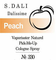 Парфюмерный концентрат для женщин 330 «Dalissime Salvador Dali»