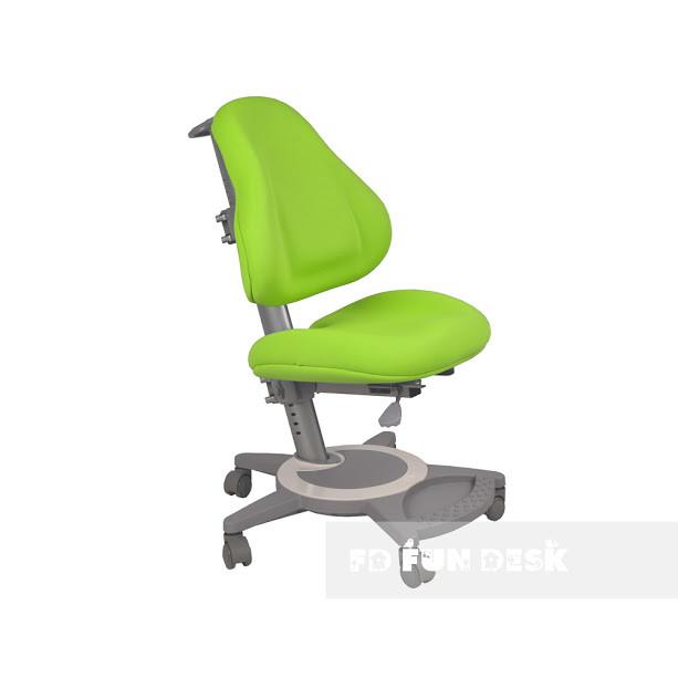Детское ортопедическое кресло FunDesk Bravo Green