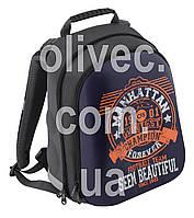 "Ранец школьный CFS ""Manhattan"" 38х29х20 см."