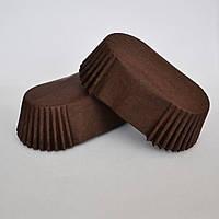 Капсула для эклеров (коричневая), 40 шт.