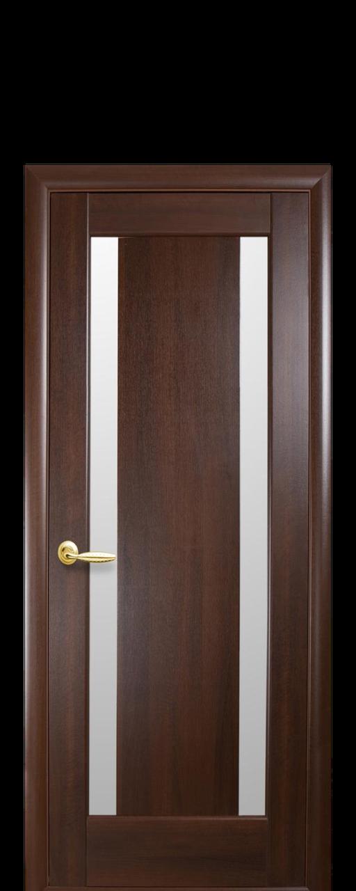 """Межкомнатные двери """"Босса"""" со стеклом сатин"""
