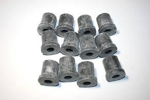 Втулка рессор задних 412  в пакете завод (к-т 12 шт.)