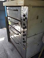 Печь хлебопекарная 4-х секционная ХПЭ 750/4 (нерж.)