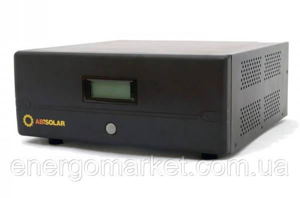 Инвертор-бесперебойник ABi-Solar SL 0912 (600Вт, 12/220V)