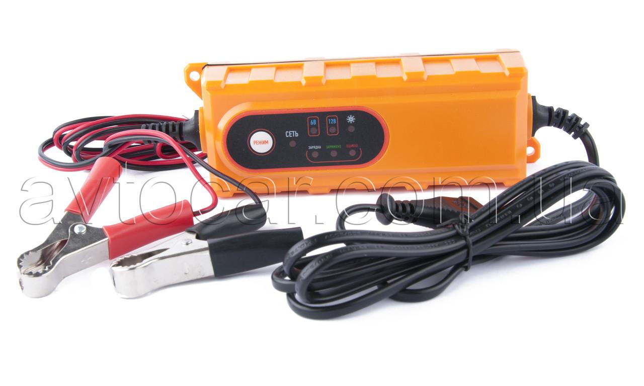 Автоматическое зарядное устройство DK23-6001