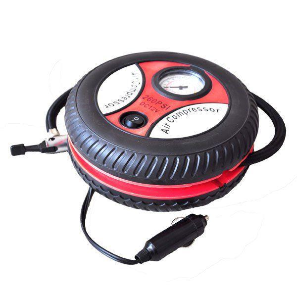 Автомобильный компрессор 260PSI Air Compressor колесо H0248