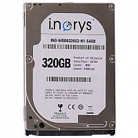"""➜Жесткий диск i.norys 2,5"""" 320GB 5400rpm 8MB для компьютера ноутбука универсальный"""