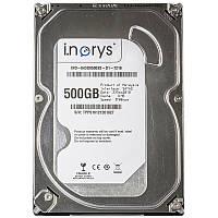 ☛Жесткий диск i.norys 500Gb 5700rpm 8MB (INO-IHDD0500S2-D1-5708) для компьютера