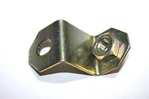 Кронштейн бампера 2105-2107 передний (уголок) Самара (1 шт.)