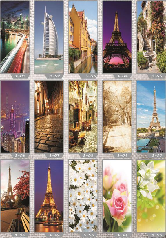 Фотомолекулярная печать полноцветные рисунки (1)