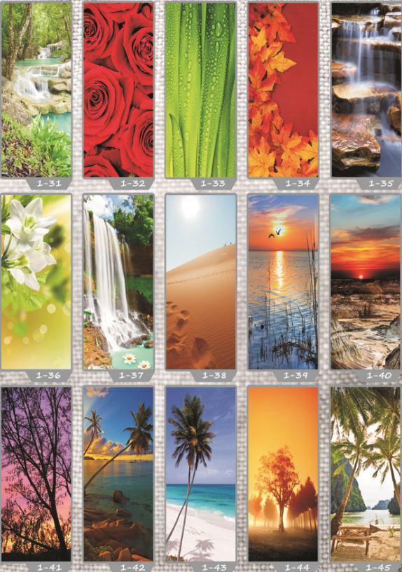 Фотомолекулярная печать полноцветные рисунки (3)