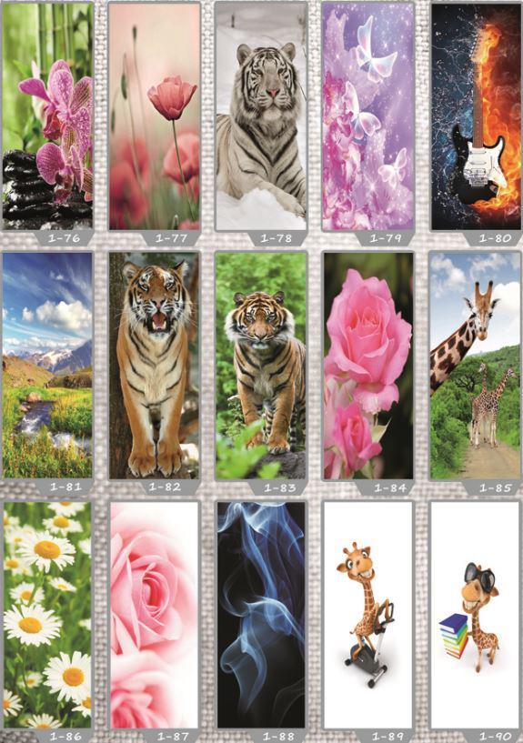 Фотомолекулярная печать полноцветные рисунки (6)