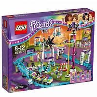 LEGO Friends Парк развлечений: американские горки (41130)